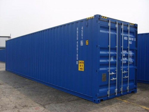 Container Khô 40 feet cao
