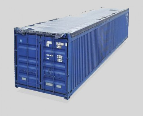 Container 40 feet loai open top - 40OP
