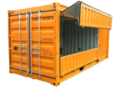 CONTAINER ĐẶC BIỆT